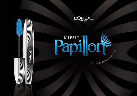 Pub | L'Oréal Papillon
