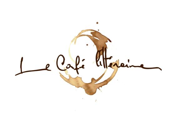 Logo | Le café littéraire
