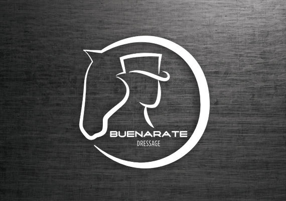 Logo | Buenarate Dressage