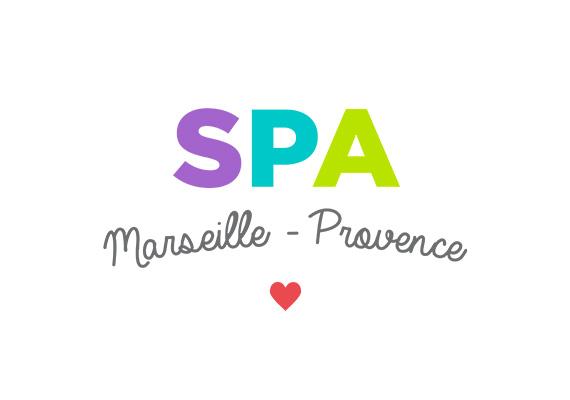 Print | Refonte globale de l'image de l'association SPA Marseille-Provence
